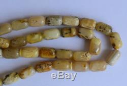 Natural Genuine Baltic Amber- Islamic prayer beads Tasbih